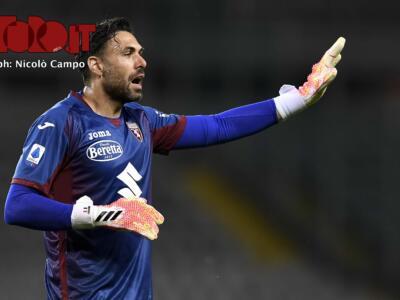 Torino-Udinese, per i lettori è Sirigu il migliore in campo