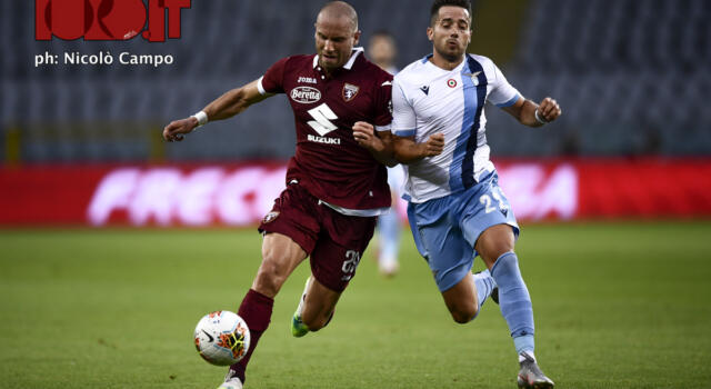 Le pagelle di Torino-Lazio: la difesa fa gli straordinari, Verdi e Ansaldi rimandati