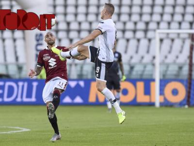 """D'Aversa su Kurtic: """"Per me non è in uscita"""""""