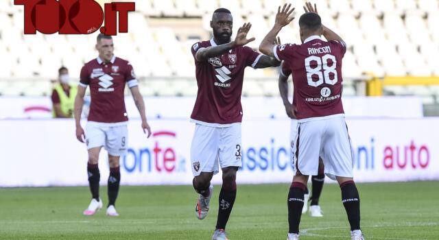 Dopo i disastri del derby, torna Nkoulou: senza di lui la difesa crolla
