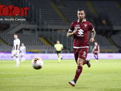 Probabile formazione Torino: torna Izzo, davanti ancora Zaza-Belotti