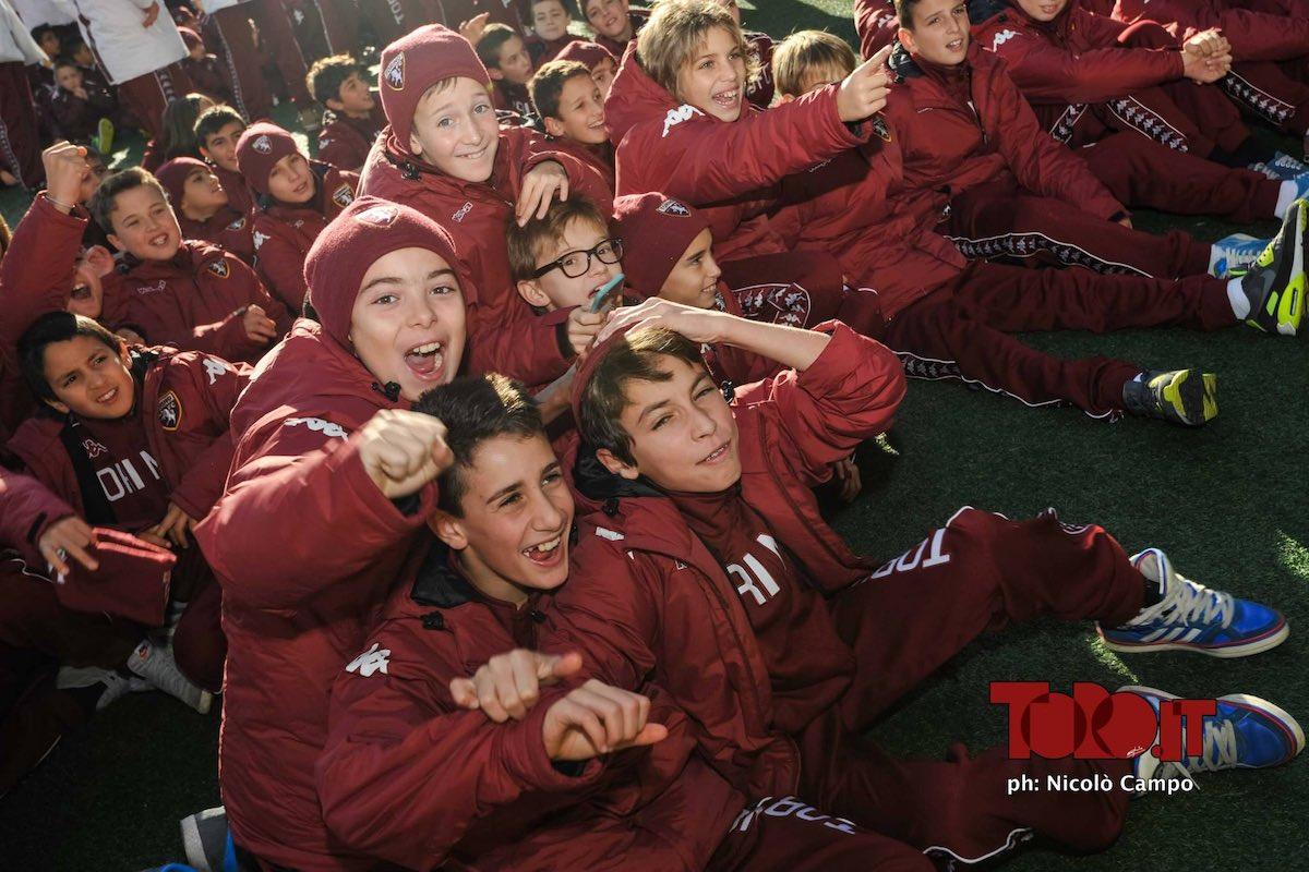 Bambini del Torino