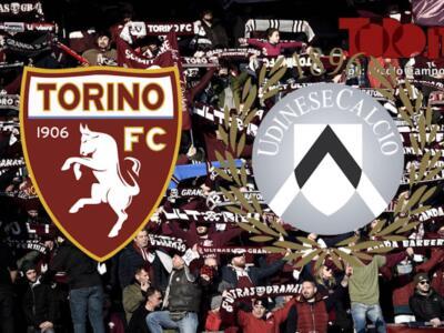 Torino-Udinese 2-3: il tabellino