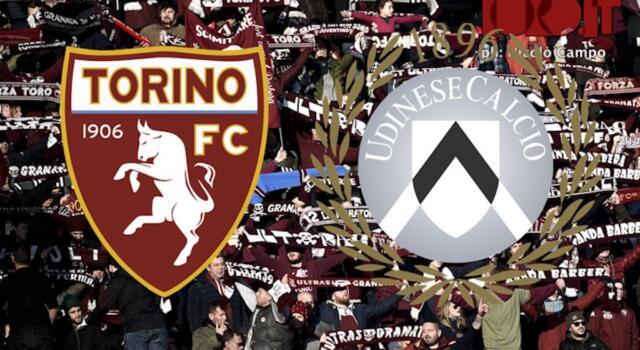 Torino-Udinese 1-0: il tabellino