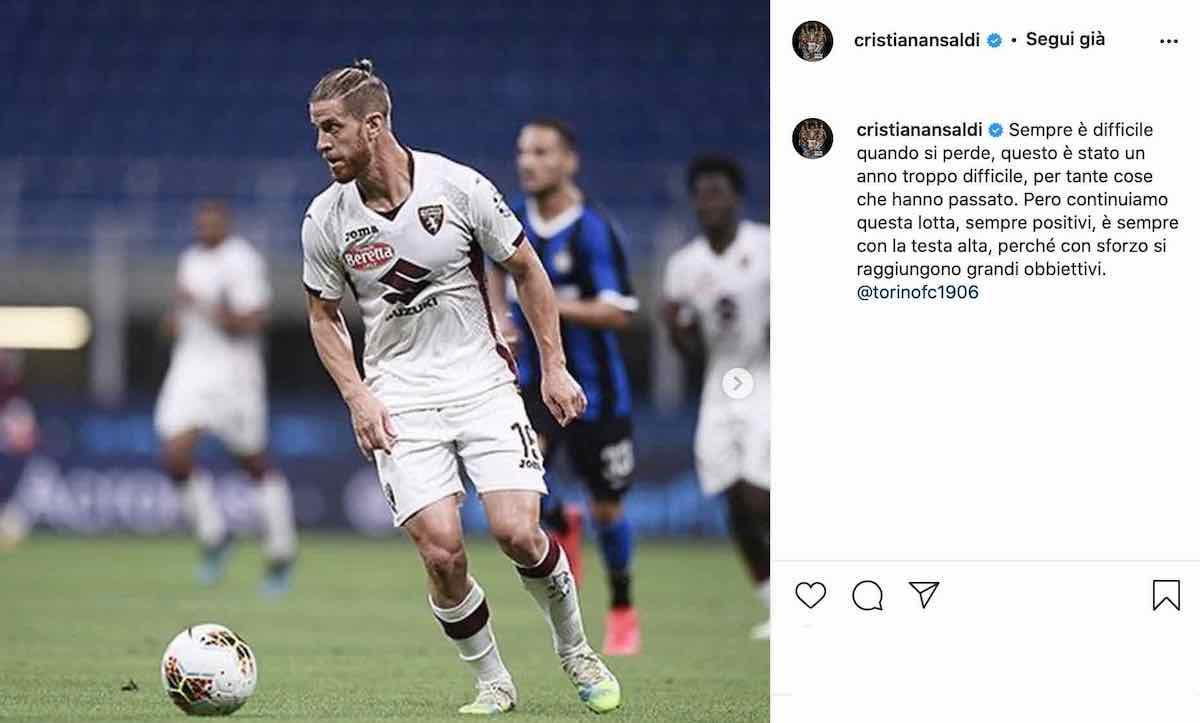 Ansaldi Instagram