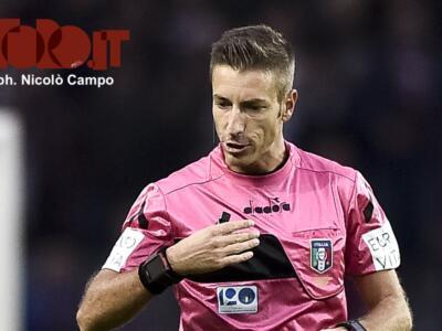 Inter-Torino, Massa severo. Dubbi sul braccio di Bastoni