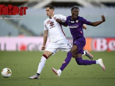 Le pagelle di Fiorentina-Torino: male Lyanco, Belotti fermato dal palo