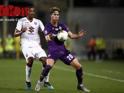 Probabile formazione Fiorentina / Castrovilli favorito su Maleh, Vlahovic guida l'attacco