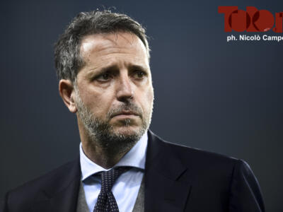 Juventus, notificato un avviso di garanzia a Paratici