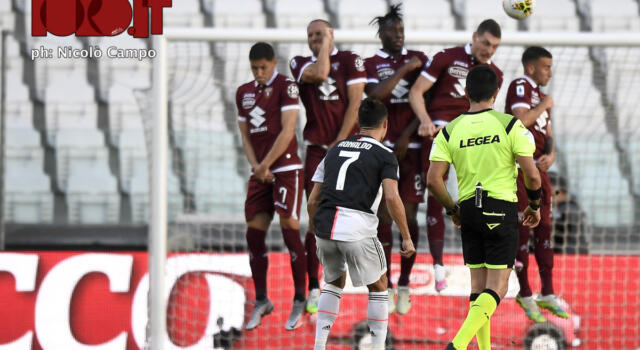 Toro: i numeri nel derby non ti bocciano, ma la Juve è più cinica