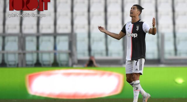 Ronaldo interrompe la quarantena in Portogallo: sta rientrando a Torino