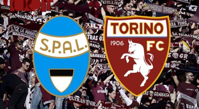 Spal-Torino 1-1: il tabellino
