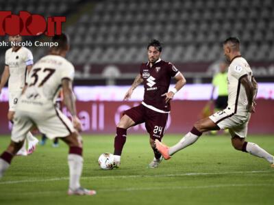 Torino, la vittoria in casa contro la Roma manca dal 2016: i precedenti