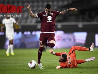 Torino, l'allenamento al Fila: le condizioni di Berenguer