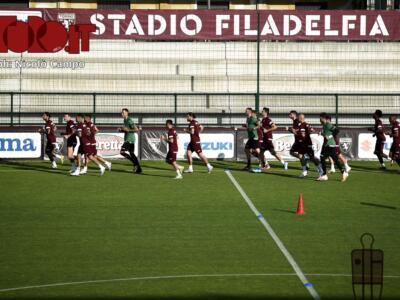 Torino, testa allo Spezia: l'allenamento al Filadelfia