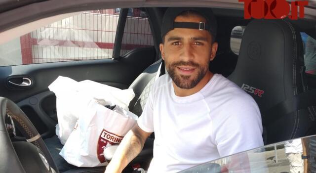 """Rodriguez al Torino è UFFICIALE: """"Grazie Toro"""""""
