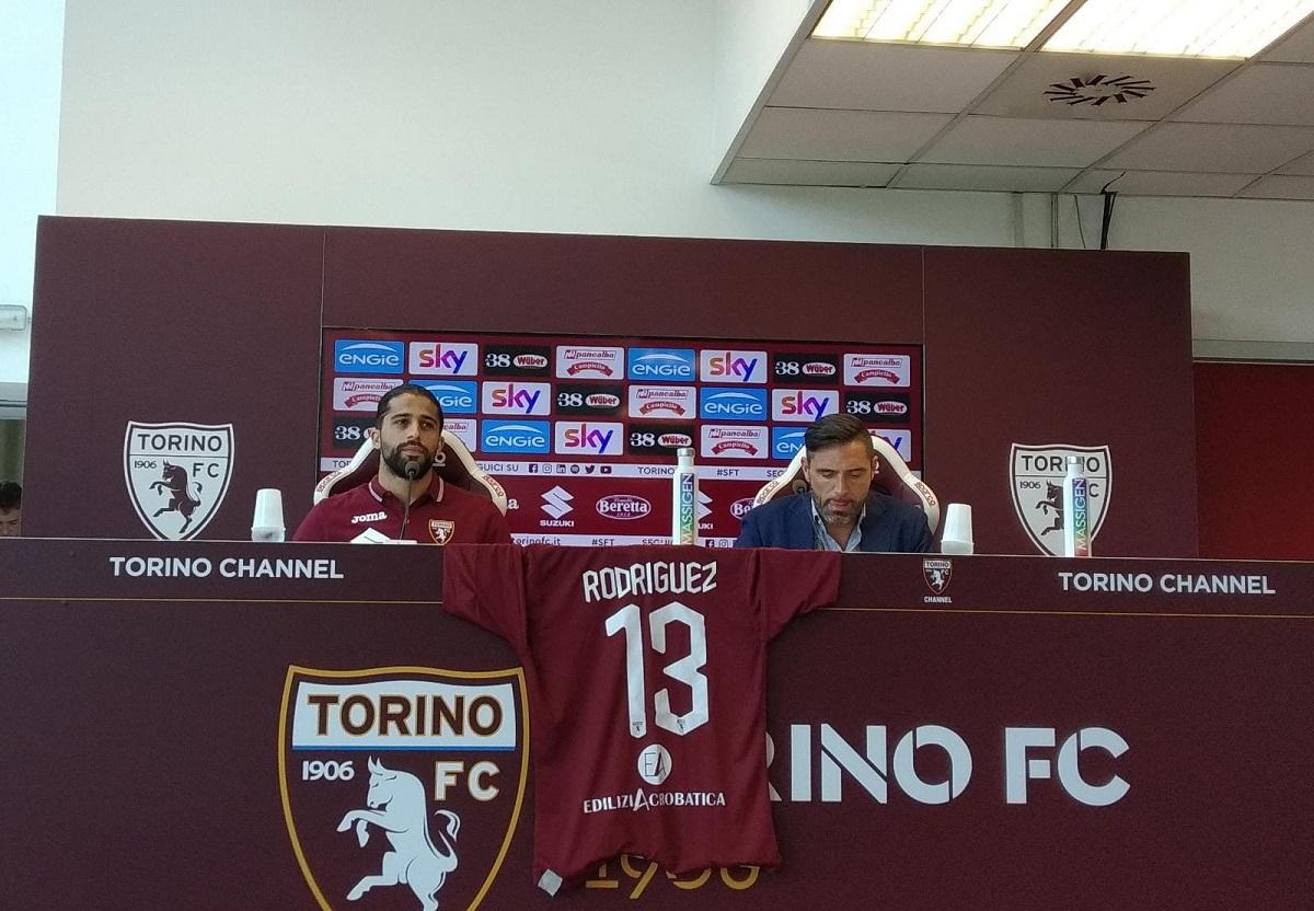 Rodriguez e Vagnati
