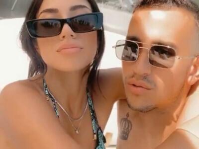 Berenguer, relax a Ibiza con la sua Sofia