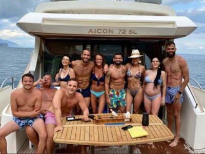 Rincon in vacanza con Chancellor: prove di Toro?
