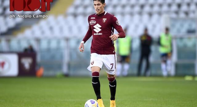 Lukic squalificato contro la Russia: rientra in anticipo a Torino