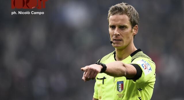 Genoa-Torino, designato Chiffi ma non si gioca