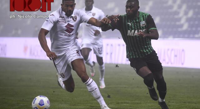 Sassuolo-Torino, i precedenti: l'ultima vittoria in A è targata Immobile e Brighi