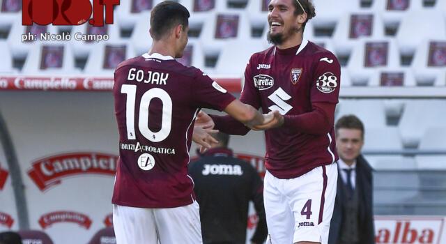 Coppa Italia, Torino-Virtus Entella si gioca il 26 novembre alle 14