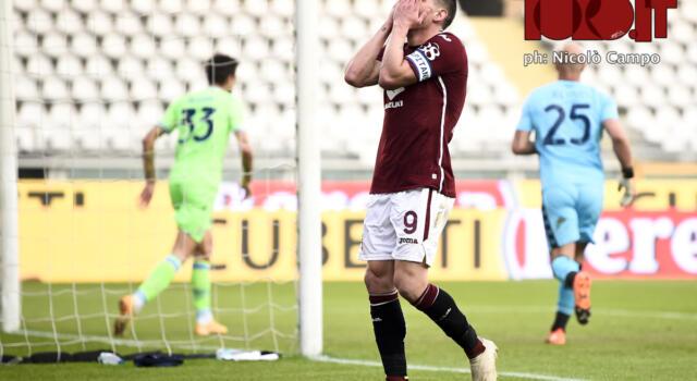 Torino, un punto nelle prime cinque partite: è l'inizio peggiore di sempre