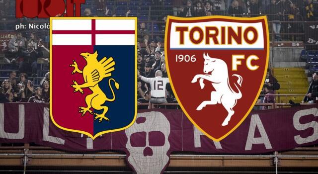 Genoa-Torino 1-2: il tabellino