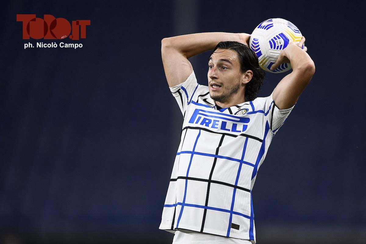 Matteo Darmian, Inter