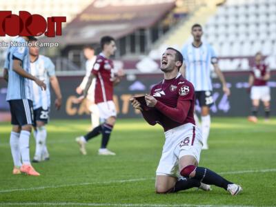 Torino-Fiorentina, i convocati: assenti Edera e Bonazzoli, Nicola con gli attaccanti contati
