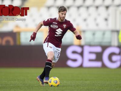 """Ansaldi prima di Torino-Fiorentina: """"Abbiamo bisogno di fare punti"""""""