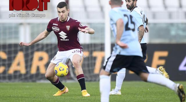 Le pagelle di Torino-Virtus Entella: gol e assist per Zaza, brilla Buongiorno