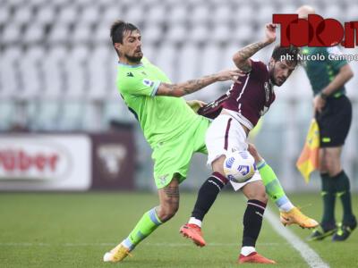 """Torino-Lazio, i precedenti: dall'esordio biancoceleste di Bianchi al """"caso tamponi"""""""