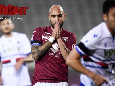 Torino: torna Ansaldi ma Zaza va ko