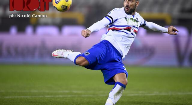 Torino, ecco la Sampdoria: è Quagliarella il trascinatore
