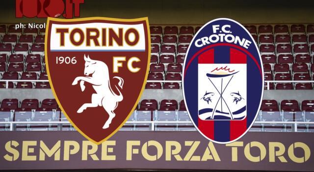 Torino-Crotone 0-0: il tabellino
