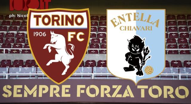 Coppa Italia Primavera, Torino-Virtus Entella 3-0: granata qualificati