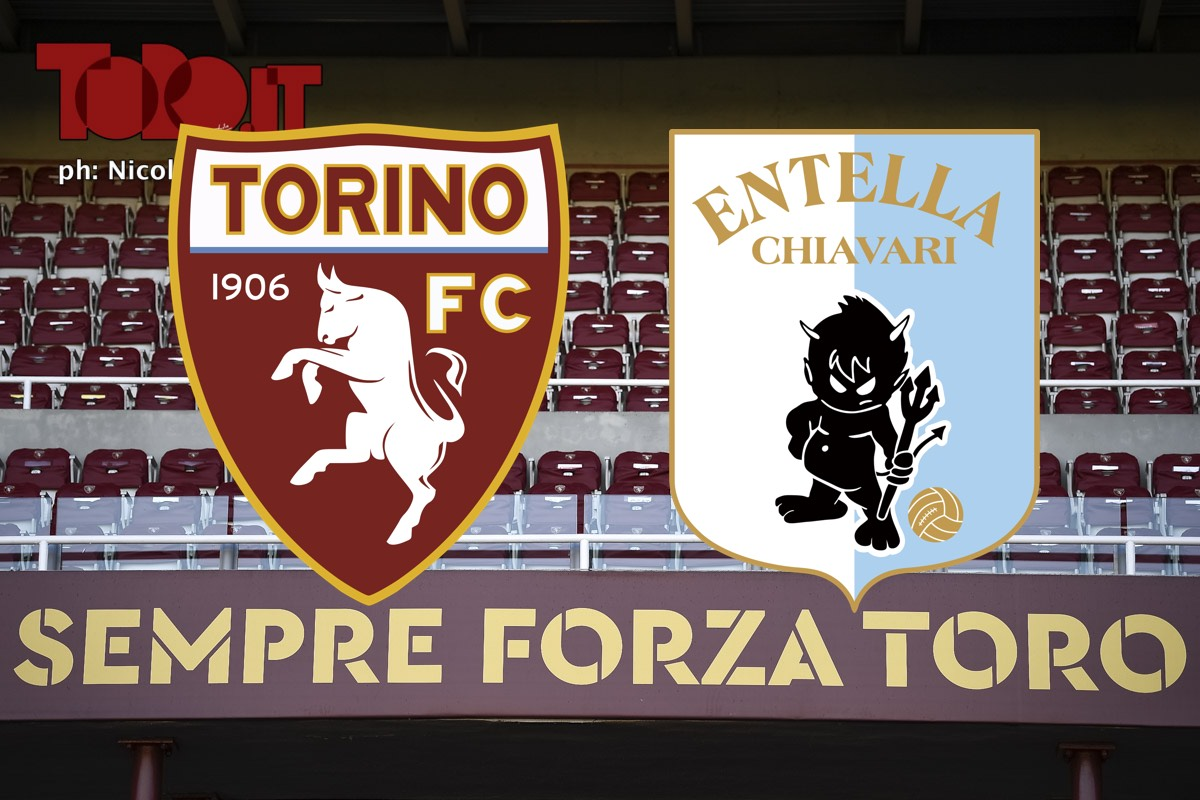 Torino-Virtus Entella, diretta