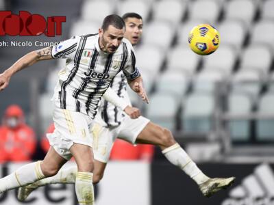 Bonucci positivo al Covid-19: salterà il derby