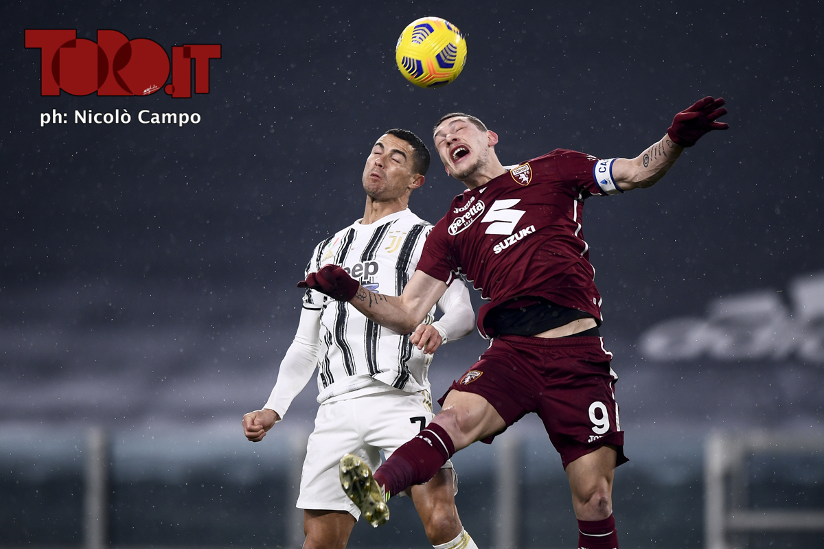 Ronaldo e Belotti