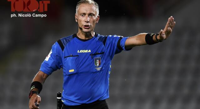 Milan-Torino di Coppa Italia: arbitrerà Valeri
