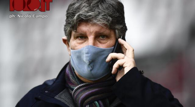 Antonio Comi non è più il direttore generale del Torino: è UFFICIALE