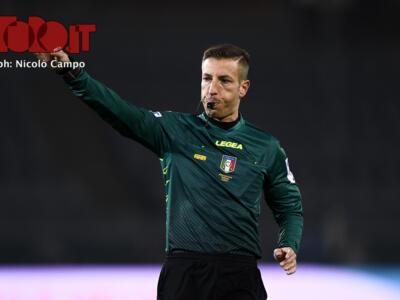 Torino-Roma, arbitra Massa. Guida al VAR