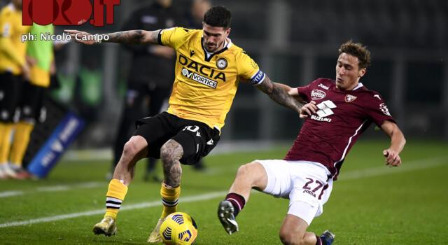 """Udinese, stagione in rimonta ma Gotti non si accontenta: """"Servono punti"""""""