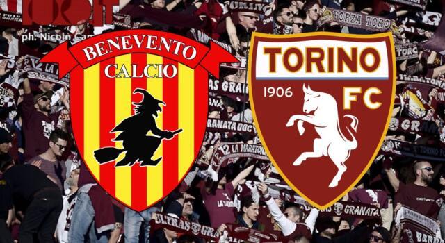 Benevento-Torino 2-2: il tabellino