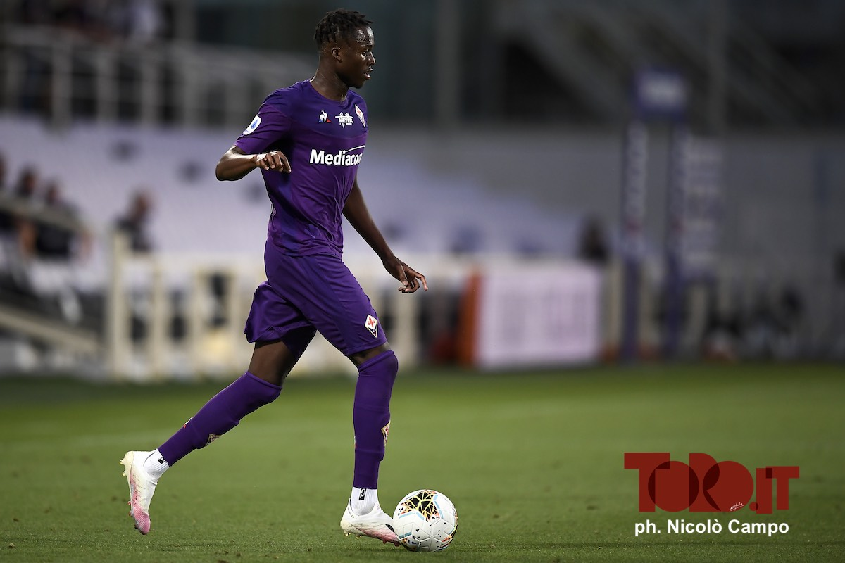 Christian Kouamé, Fiorentina