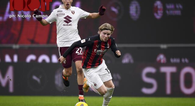 Calciomercato Torino, il Milan fissa il prezzo per Hauge: 15 milioni