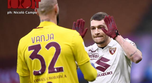 Le pagelle di Udinese-Torino: Belotti è super, Bremer insuperabile