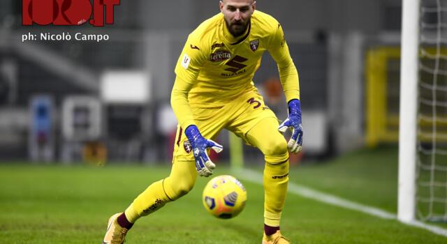La probabile formazione del Torino: Milinkovic-Savic in porta, ballottaggio in difesa